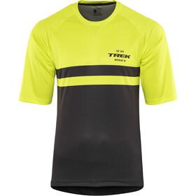 Bontrager Rhythm maglietta a maniche corte Uomo giallo/nero